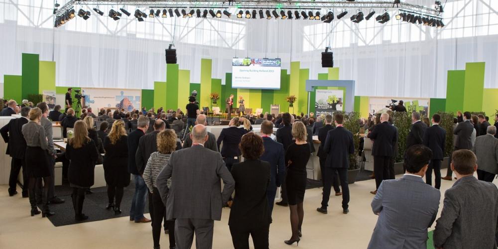 نمايشگاه و كنفرانس بين المللی ساختمان اروپا
