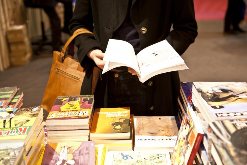 نمایشگاه کتاب لندن