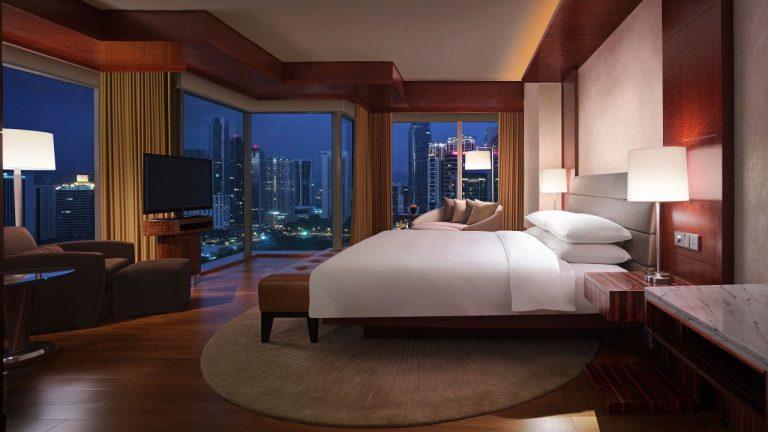 هتل Grand Hyatt Kuala Lumpur