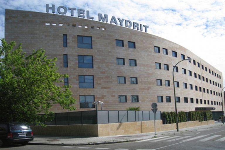 هتل های مادرید
