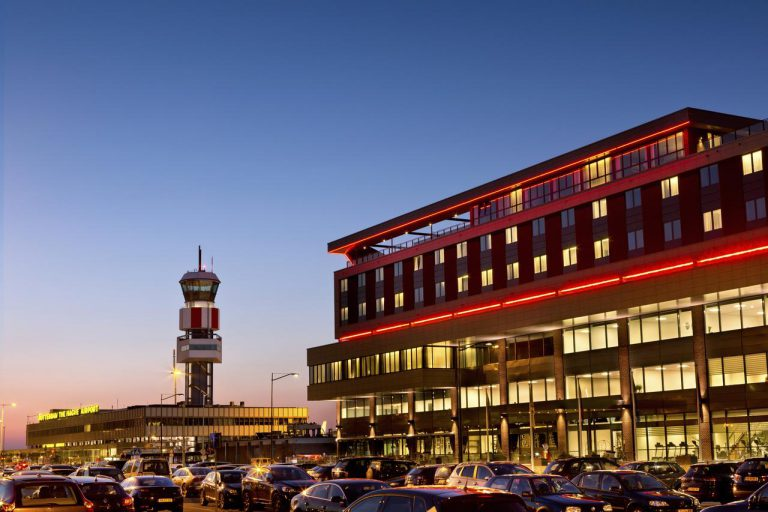 هتل WorldHotel Wings Rotterdam