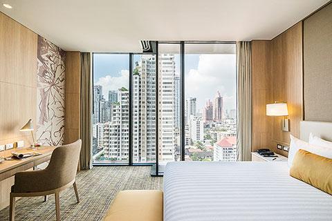 هتل Compass Skyview Hotel
