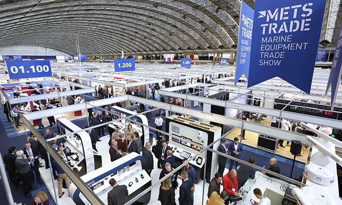 نمايشگاه و كنفرانس صنعت دريايی هلند