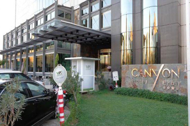 هتل های اربیل