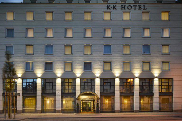 هتل های مونیخ