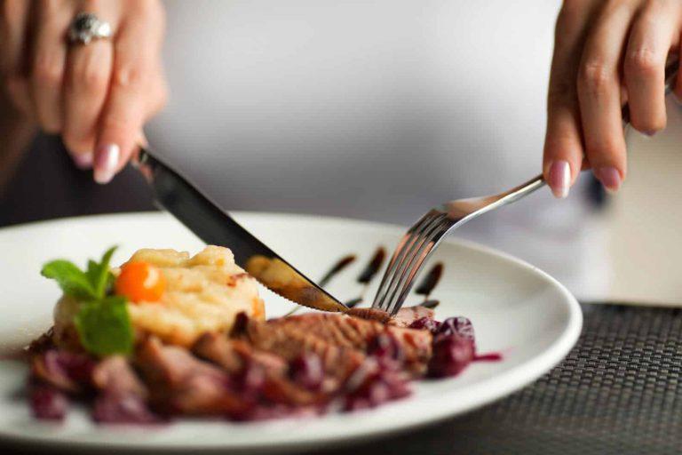 آداب و رسوم سرو غذا