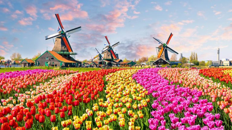 Netherlands tourist places