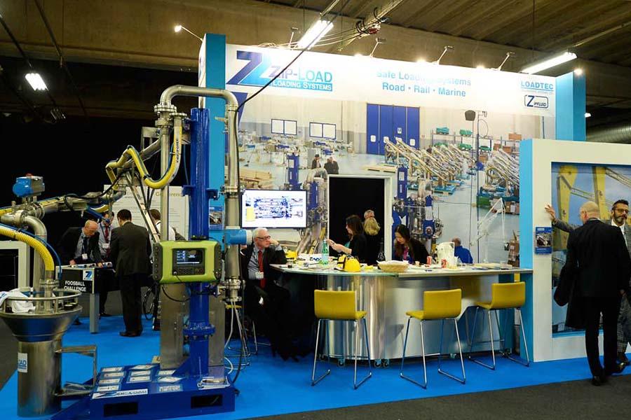 نمایشگاه و کنفرانس بین المللی مخازن و ذخیره سازی روتردام
