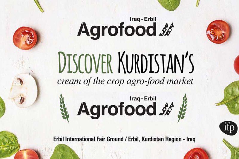 نمایشگاه بین المللی مواد غذایی Agrofood اربیل عراق
