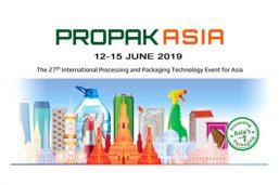 نمایشگاه صنعت بسته بندی بانکوک (ProPak Asia)