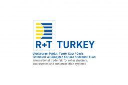 نمایشگاه بین المللی درب و سیستم های حفاظتی استانبول(R+T Turkey)